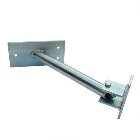 Fix napkollektor tartó talp - ferde tetőhöz