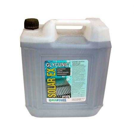 Glycunic Solar EX szolár fagyálló - 10 kg